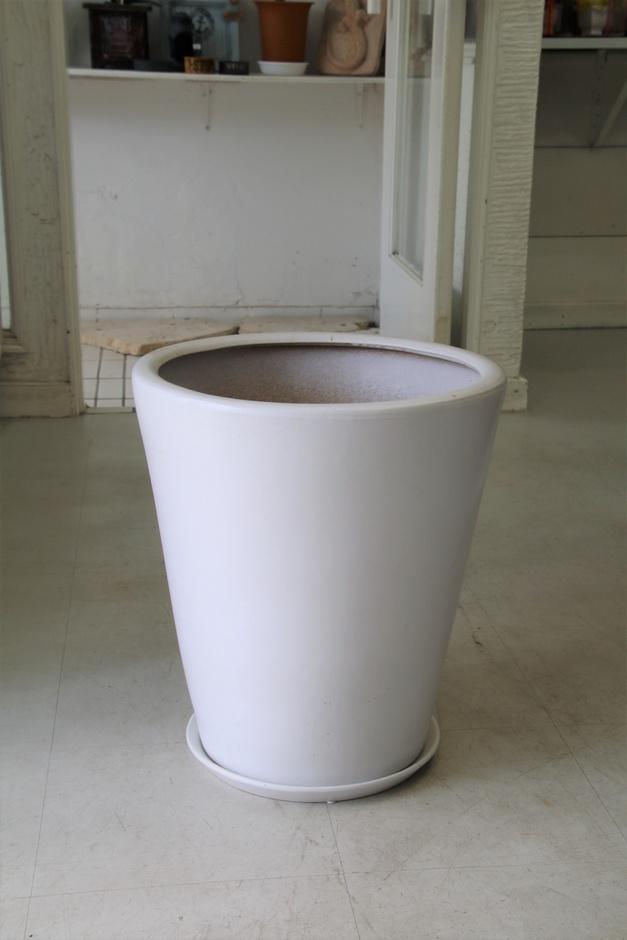 尺鉢用 陶器の鉢カバー